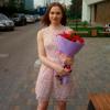 25 красных роз 60 см фото
