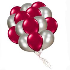 15 гелиевых шариков микс фото