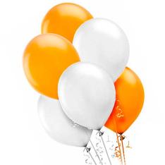 7 гелієвих кульок мікс 5 фото