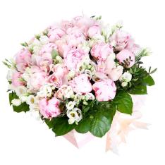 Букет квітів «Лібрето» фото