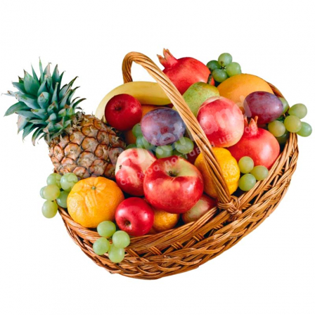 "Fruit Basket ""Minute of Health"" photo"
