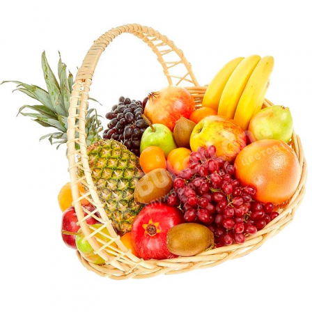 "Fruit Basket ""Princess"" photo"