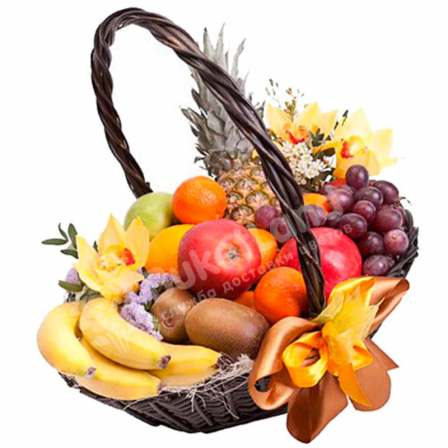 "Fruit Basket ""Bon Appetit"" photo"