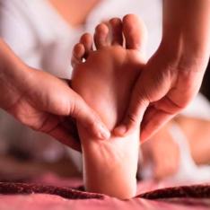Королевский фут массаж фото