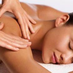 Оздоровительный массаж всего тела фото