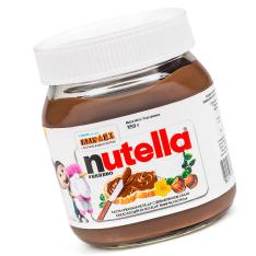 Паста Ferrero Nutella горіхово-шоколадна з какао 350г фото