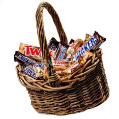 Подарочная корзина «Для тебя» фото