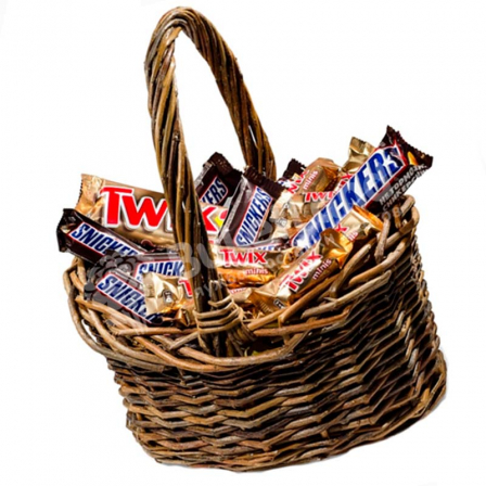 "Gift Basket ""For You"" photo"