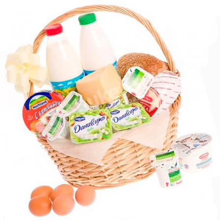 "Gift Basket ""Home"" photo"