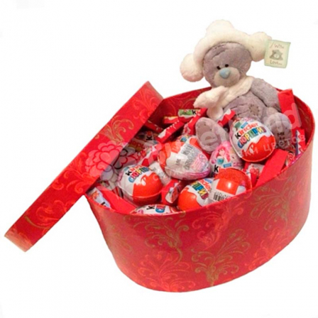 "Gift Basket ""Baby"" photo"