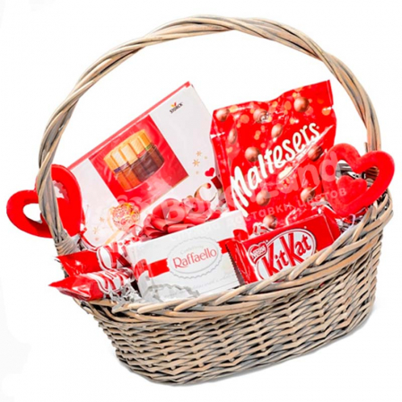 "Gift basket ""Merci"" photo"