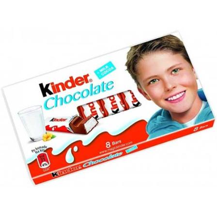 Шоколад Kinder фото