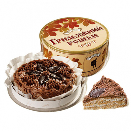 Cake Griljazhny Roshen 850g photo