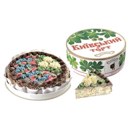 Торт Roshen Киевский 850г фото