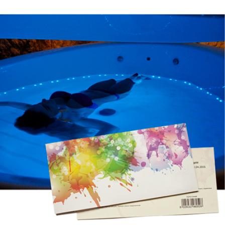 Подарочный сертификат на Сеанс флоатинга photo