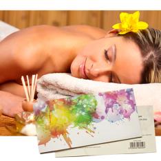 Подарочный сертификат на Арома массаж   Киев фото