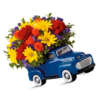 Flowers with delivery in Kiev - always a popular service