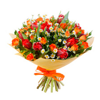 What flowers to give to men