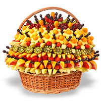 Bouquets of fruits | Buy a gift in Kiev