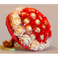 Bouquets of sweets | Buy a gift in Kiev