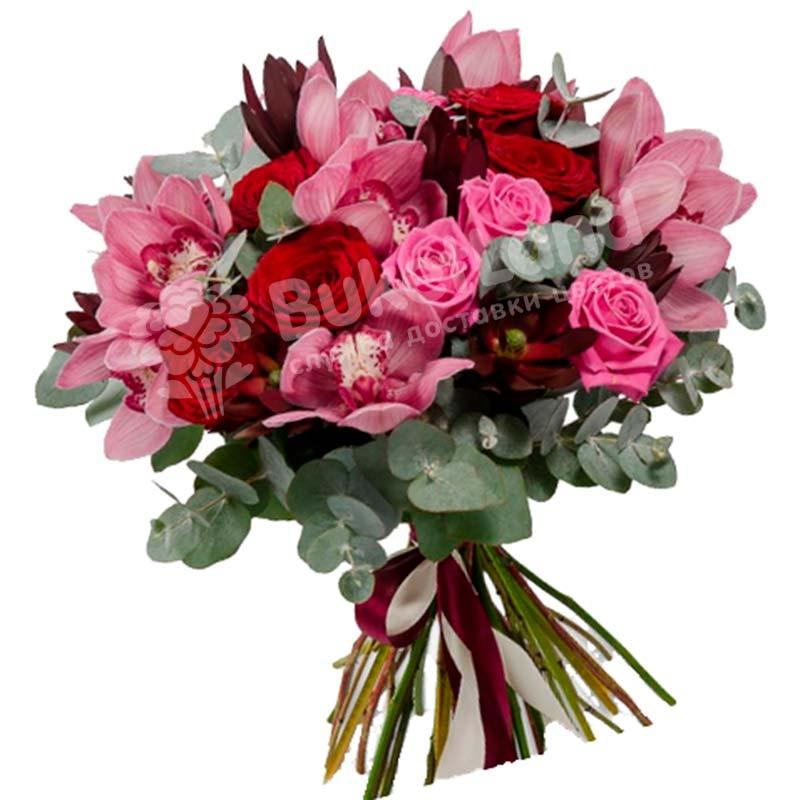 Букет цветов «Белиссимо»