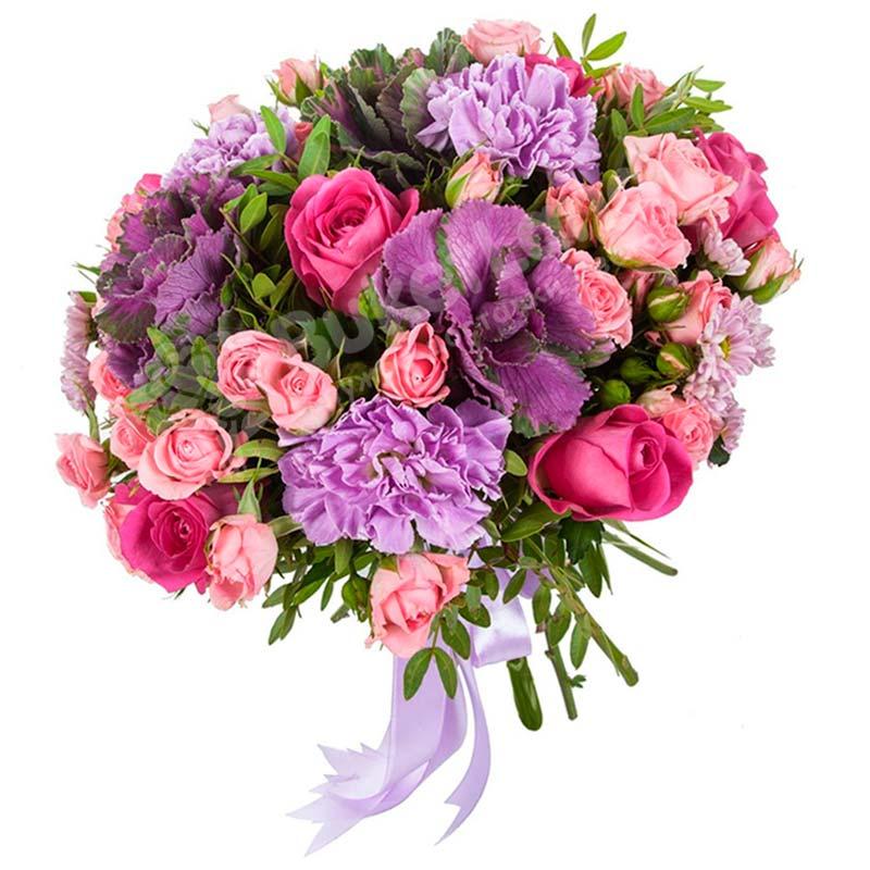 Букет цветов «Фантазия»