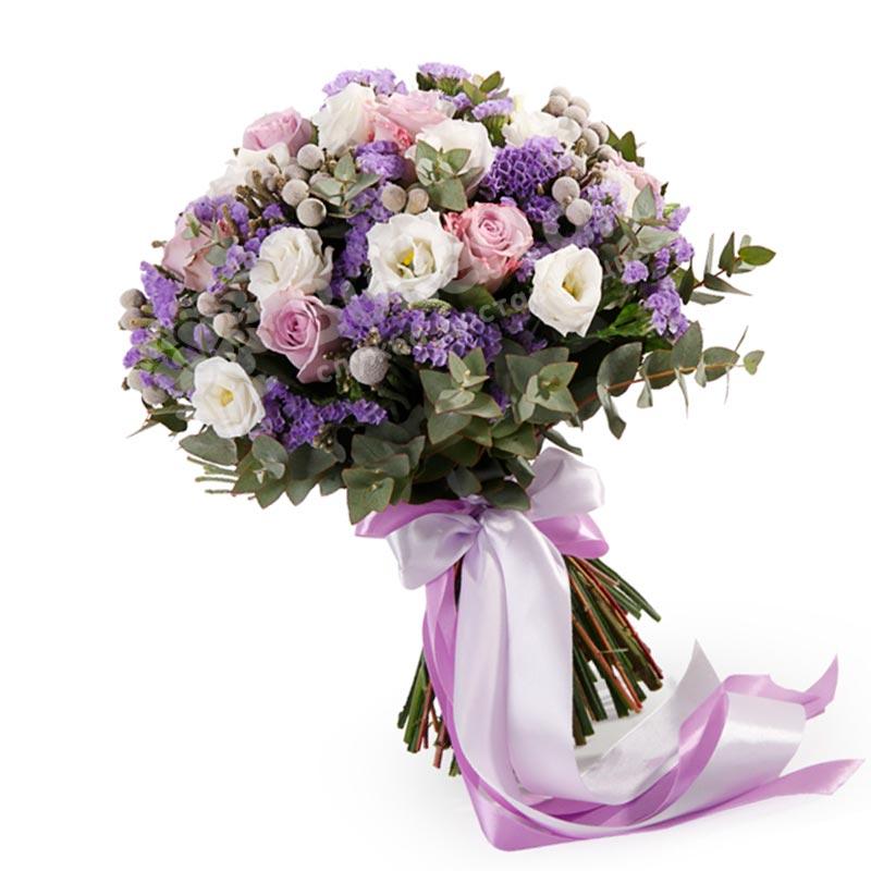 Букет цветов «Галактика чувств»
