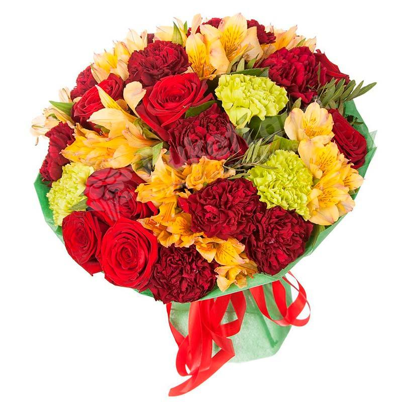 Букет цветов «Леди»