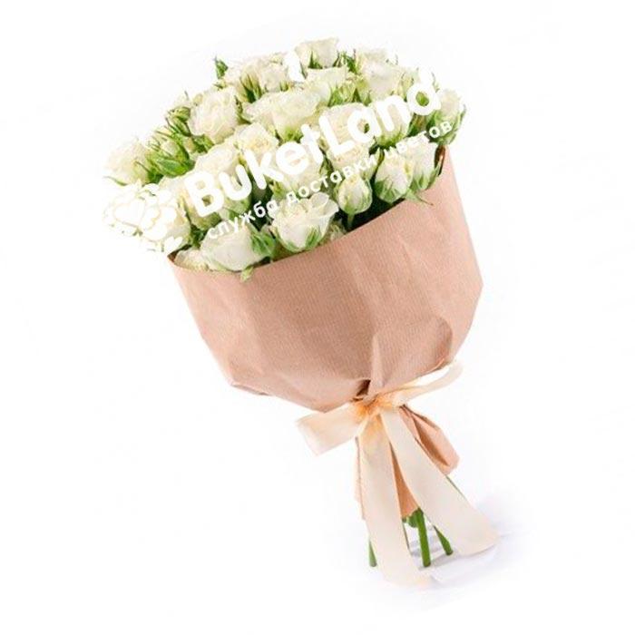 Букет цветов «Полярный»