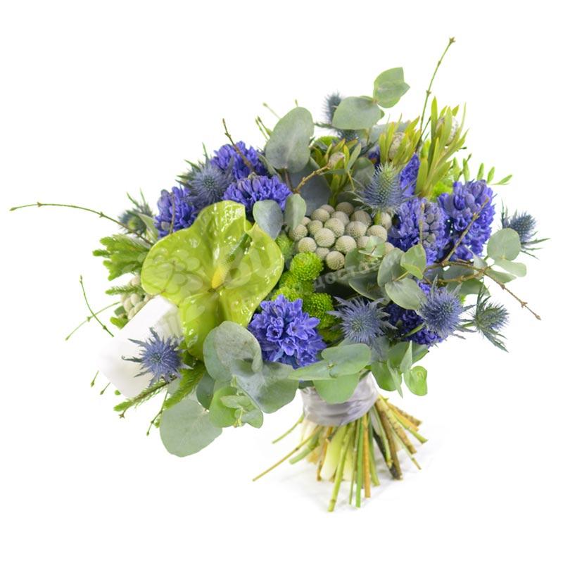 Букет цветов «Пражские каникулы»