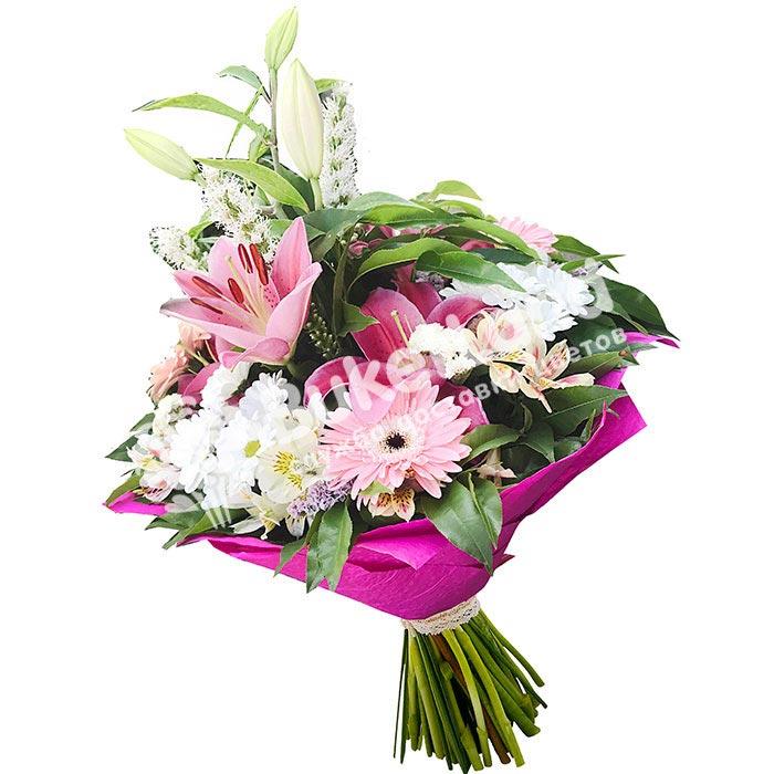 Букет цветов «Премьера»