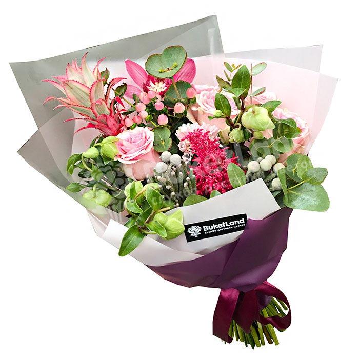 Букет цветов «Признание»
