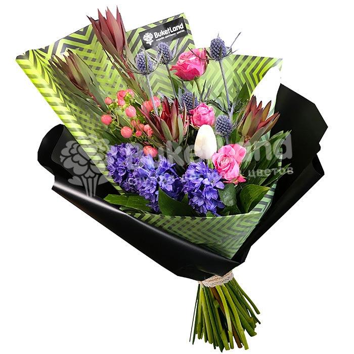 Букет цветов «Симфония»