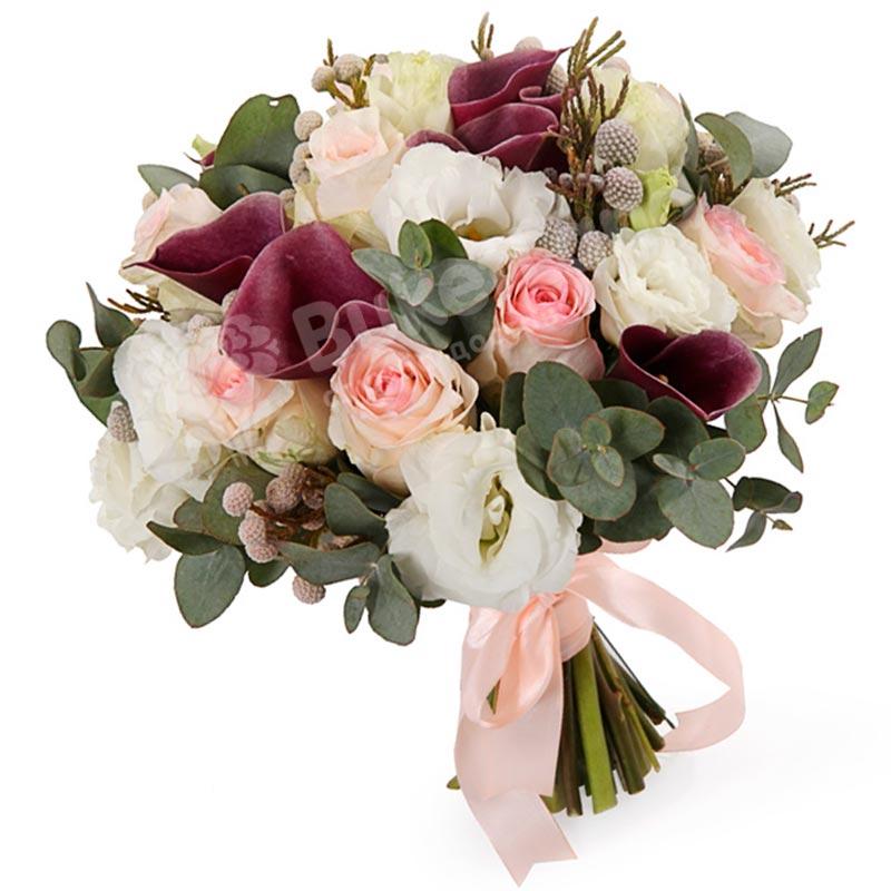 Букет цветов «Созвездие Ориона»
