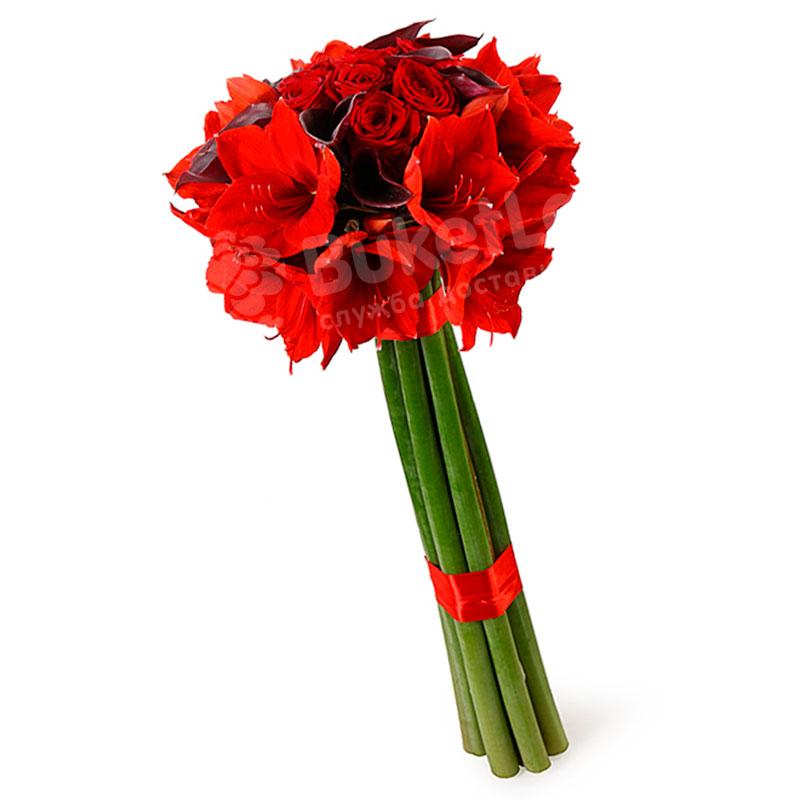 Букет цветов «Только ты»