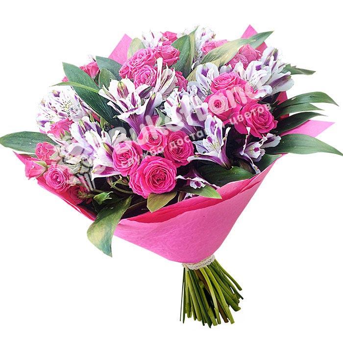 Букет цветов «Волшебный»