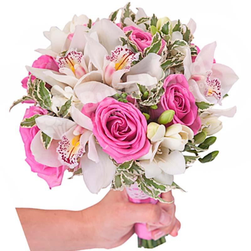 Свадебный букет невесты #10