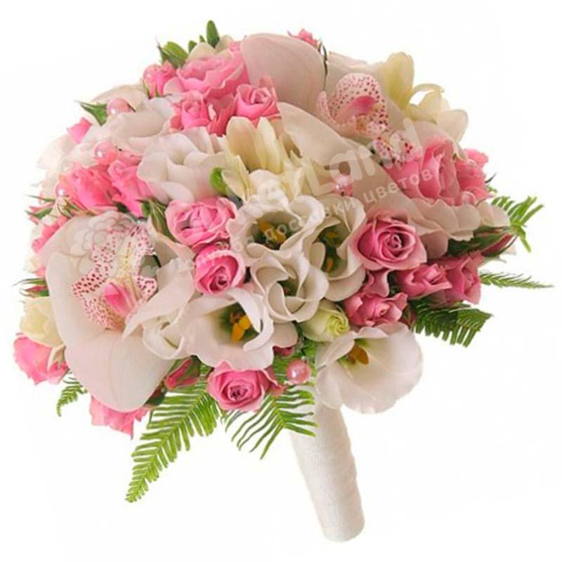 Свадебный букет невесты #17