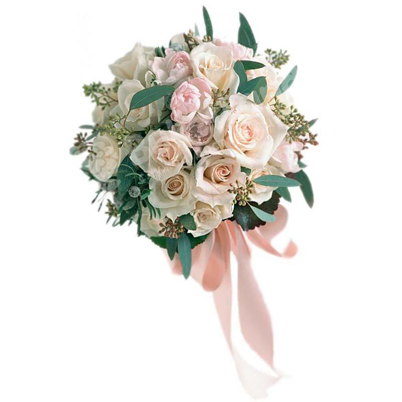 Свадебный букет невесты #31