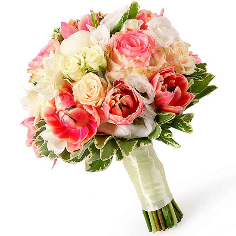 Свадебный букет невесты #4