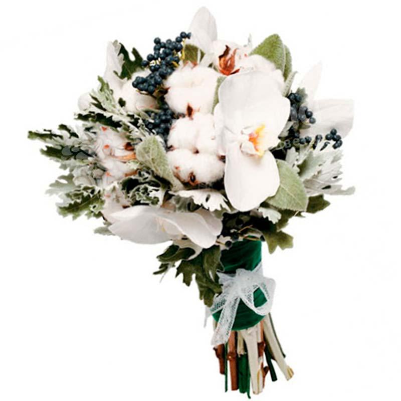 Свадебный букет невесты #40