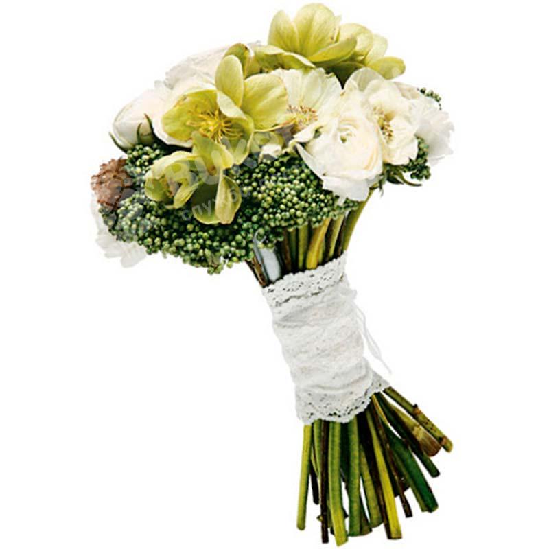 Свадебный букет невесты #44