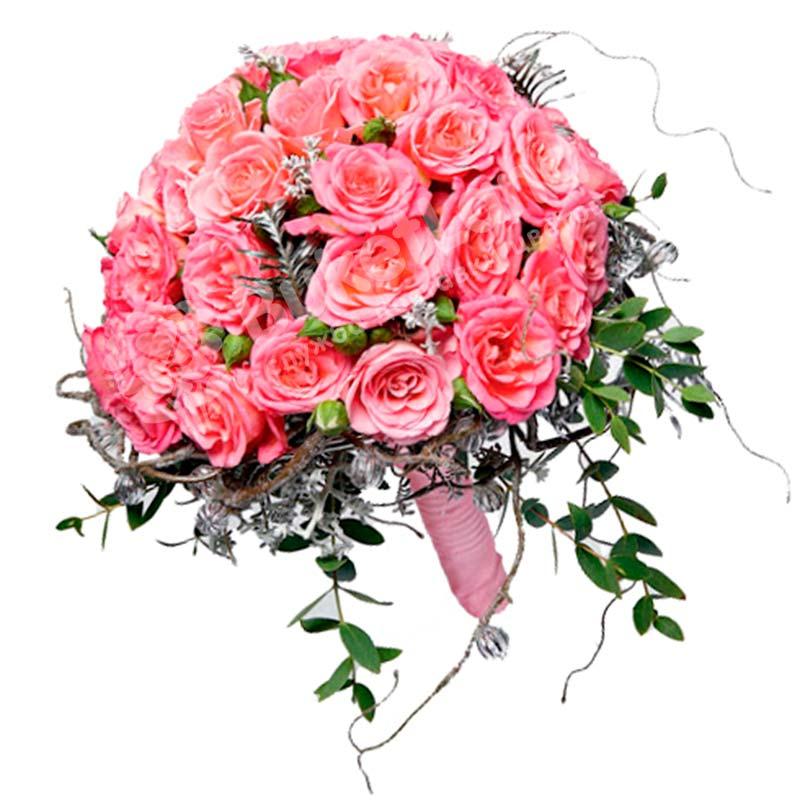 Свадебный букет невесты #54