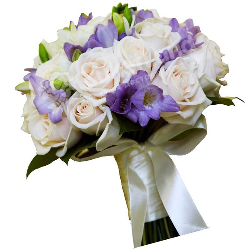 Свадебный букет невесты #6