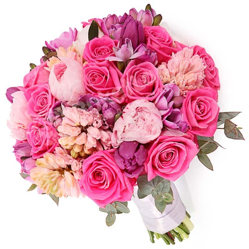 Свадебный букет невесты #8
