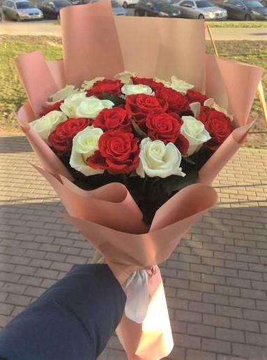 Фото доставка цветов Полтава