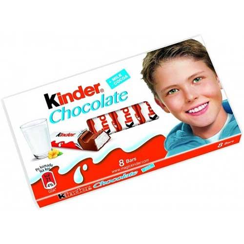 Шоколад Kinder T8