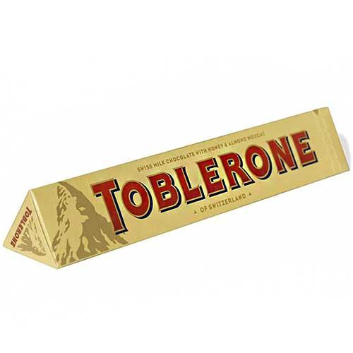 Шоколад Toblerone молочный 100г