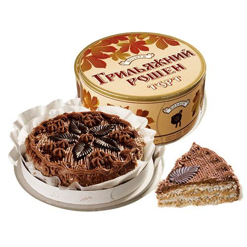 Торт Грильяжный Рошен, 850г