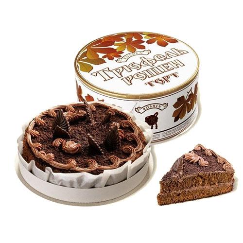 Торт Трюфельний Рошен 850г